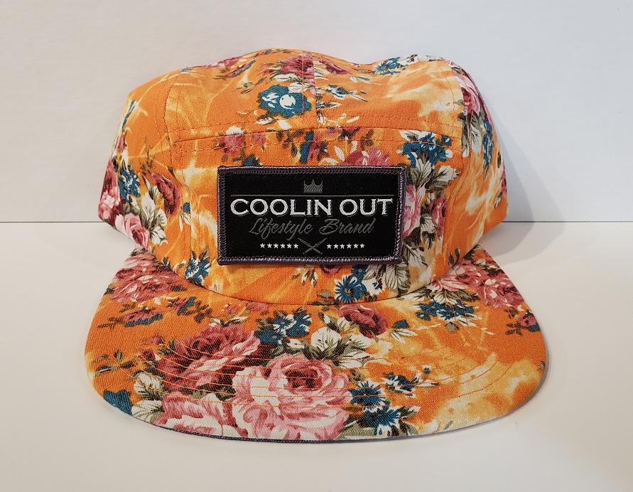 Coolin Out 5 Panel Cap