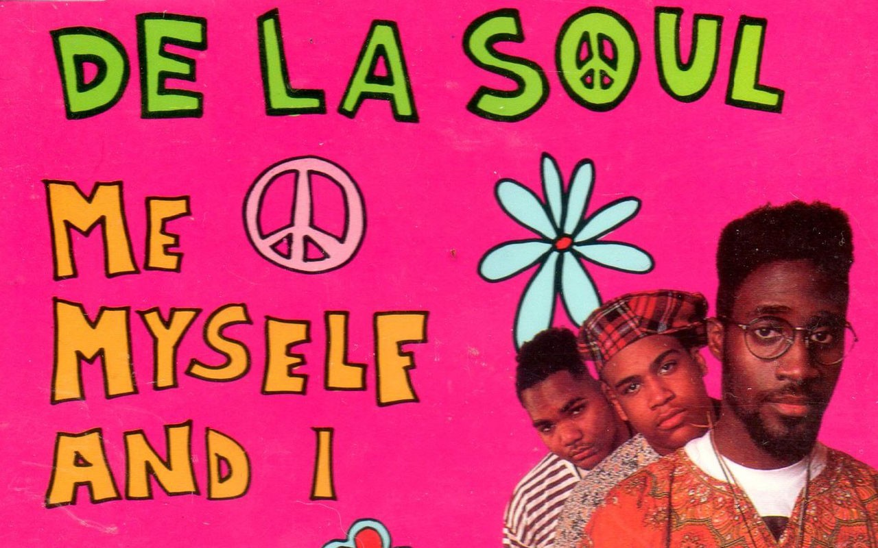 Throwback Thursday Track Of The Week De La Soul Me Myself And