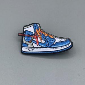 Nike Off White Blue Pin
