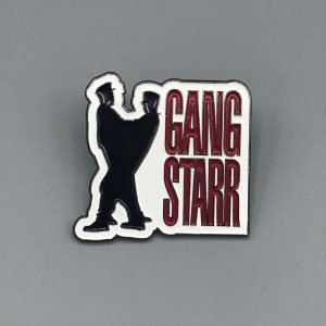 Gang Starr Pin