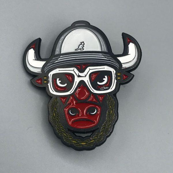 Chicago Bulls Pin