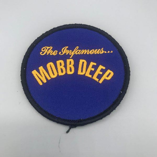 Mobb Deep Circle Patch