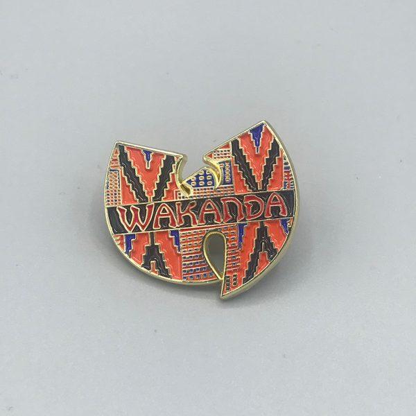 Wu-Tang Wakanda Pin