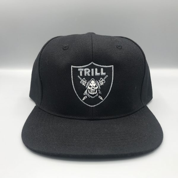 Trill Raiders Logo Hat