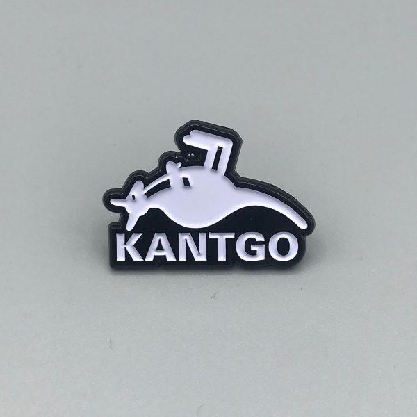 Dirt Style - Kantgo Pin