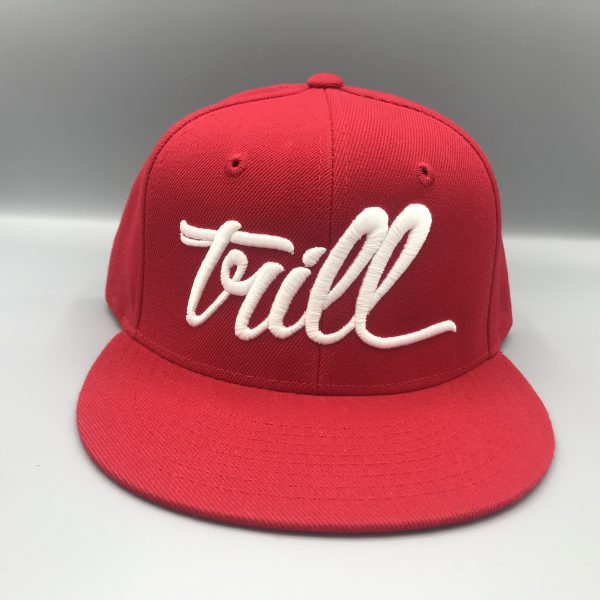 Trill Hat - Red