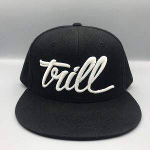 Trill Hat - Black