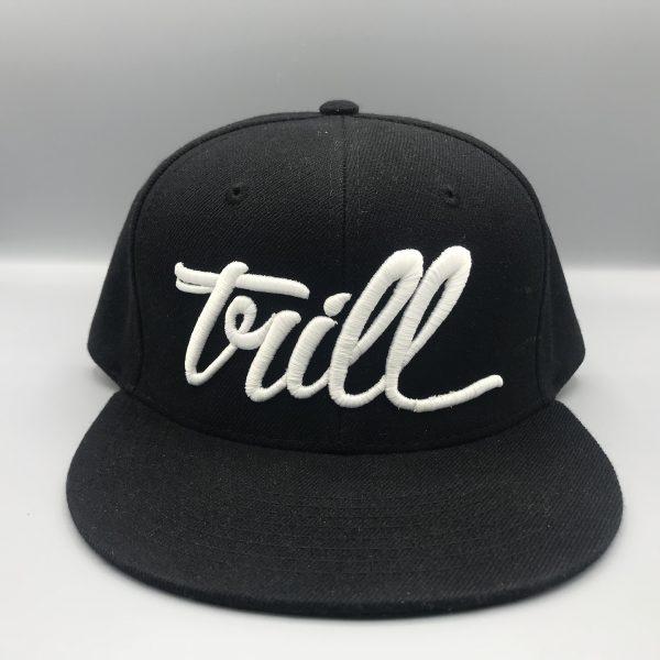 Trill Hat - Black