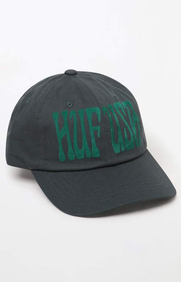 HUF Dropout CV Hat - Forest