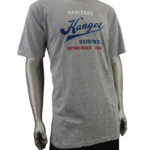 Kangol Heritage Tee – Grey