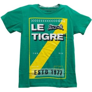 Le Tigre Spencer Green Tee