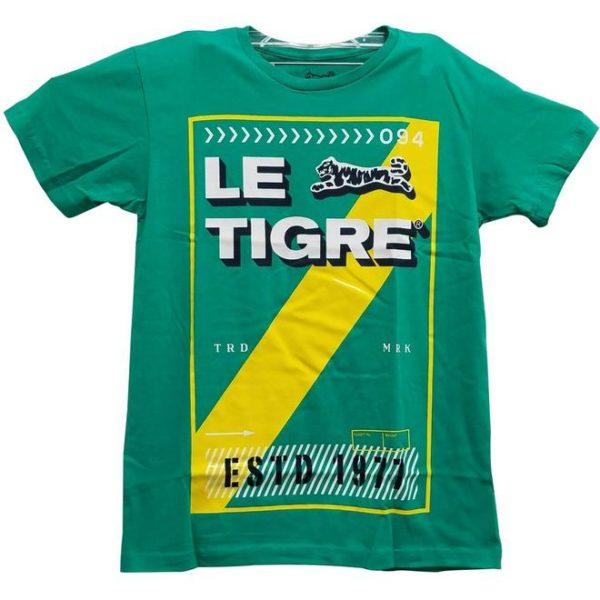Le Tigre Spencer Green Tee