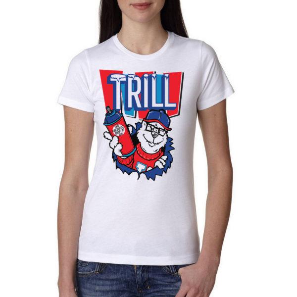 Trill ICEE Ladies T-shirt