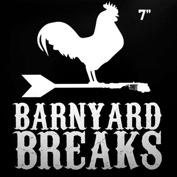 """BarnYard Breaks 7"""" Scratch Record"""