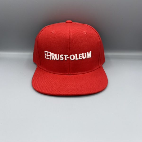 Rust-Oleum Hat - Red