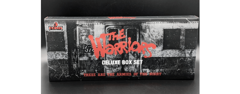 The Warriors Box Set by Mezco