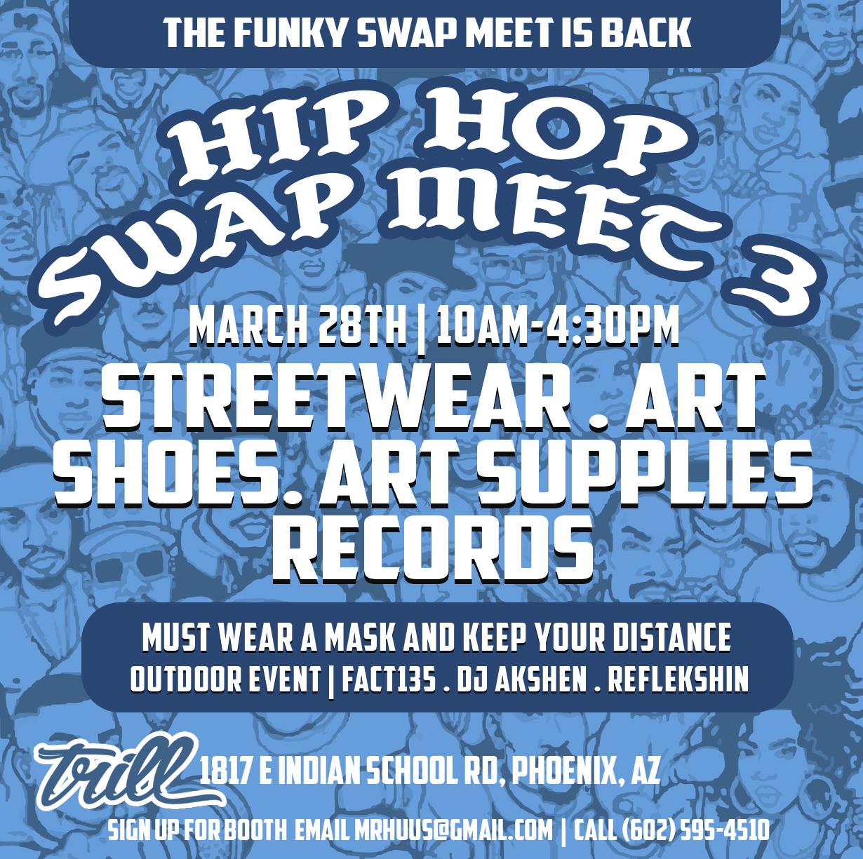 Hip Hop Swap Meet 3