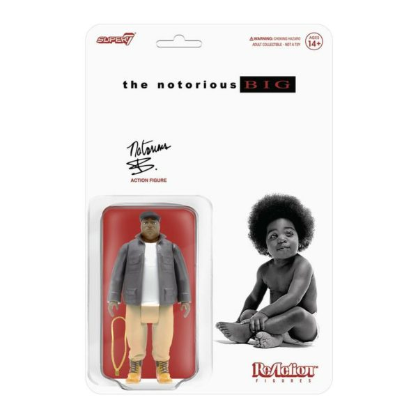 The Notorious BIG ReAction Figure