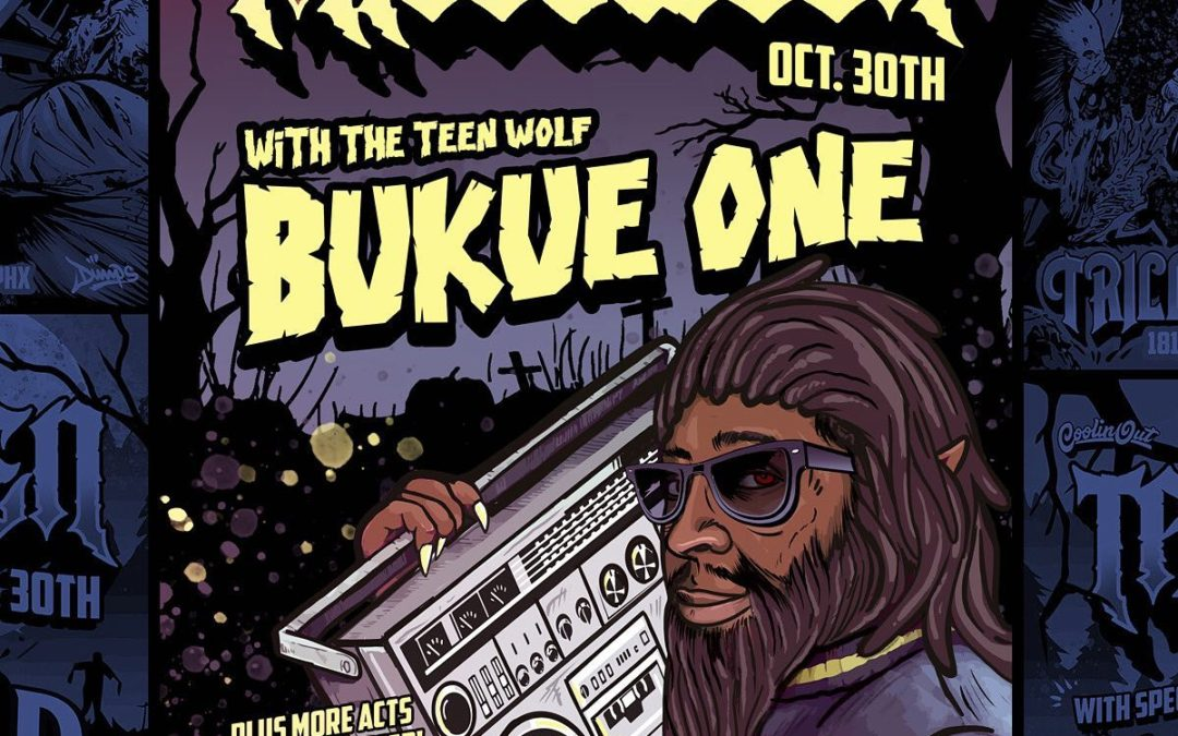 Bukue One Added to the Trilloween Lineup