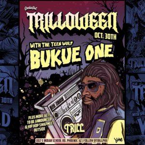 Trilloween Bukue One