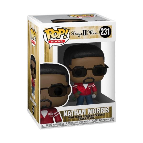 Funko Pop Nathan Morris