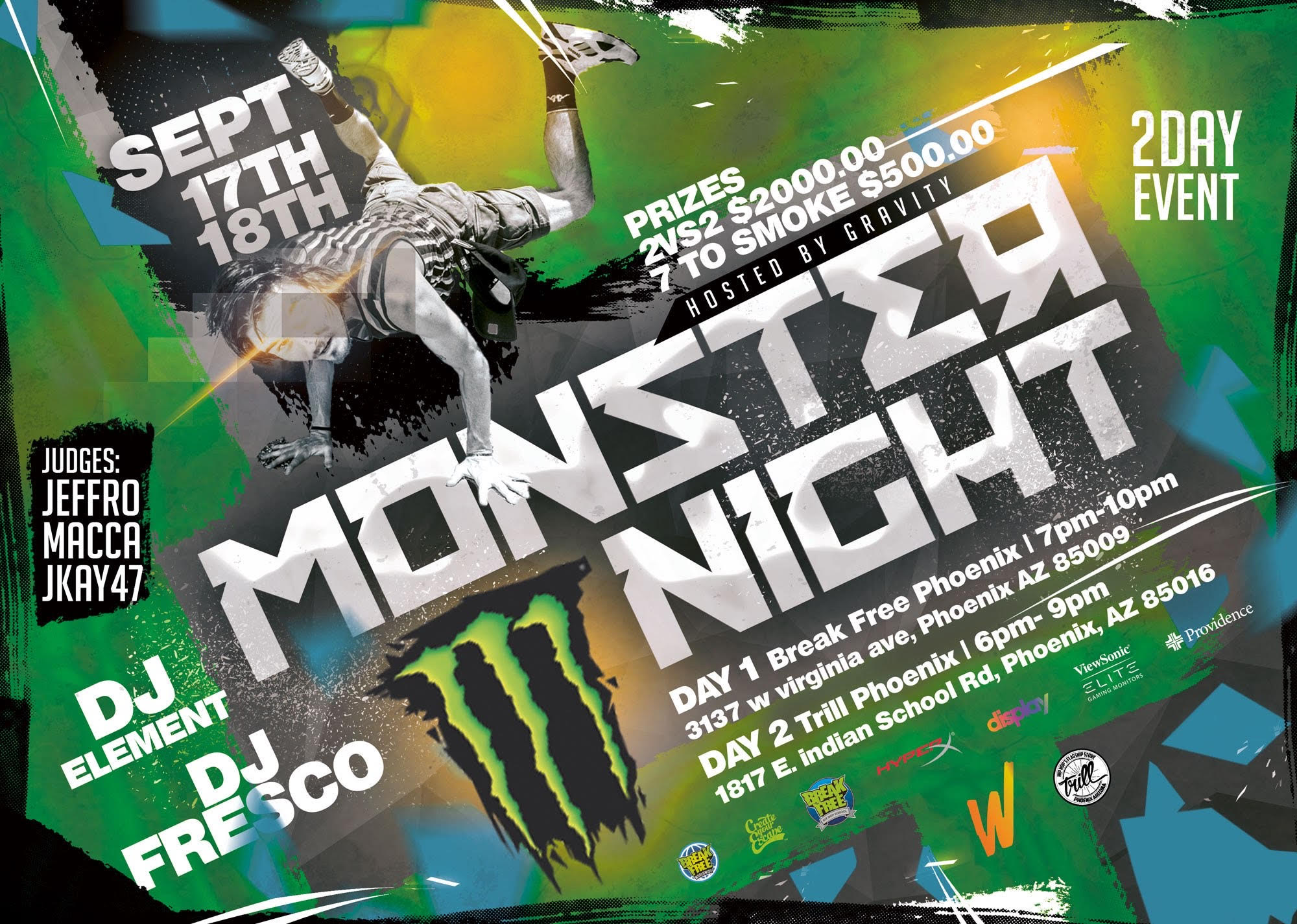 Monster Night Day 2