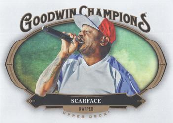 Scarface Rapper Trading Card