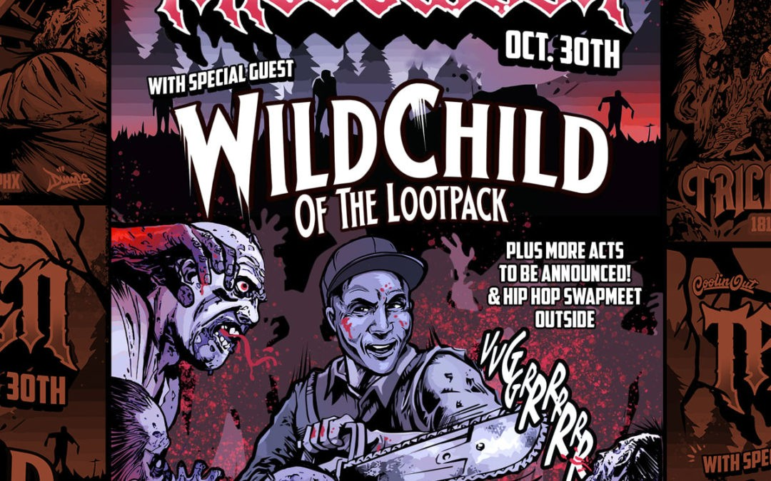 Wildchild Just Added to the Trilloween Lineup