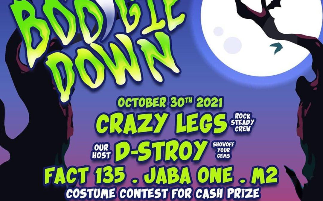 Boogie Down The Official Trilloween After Party