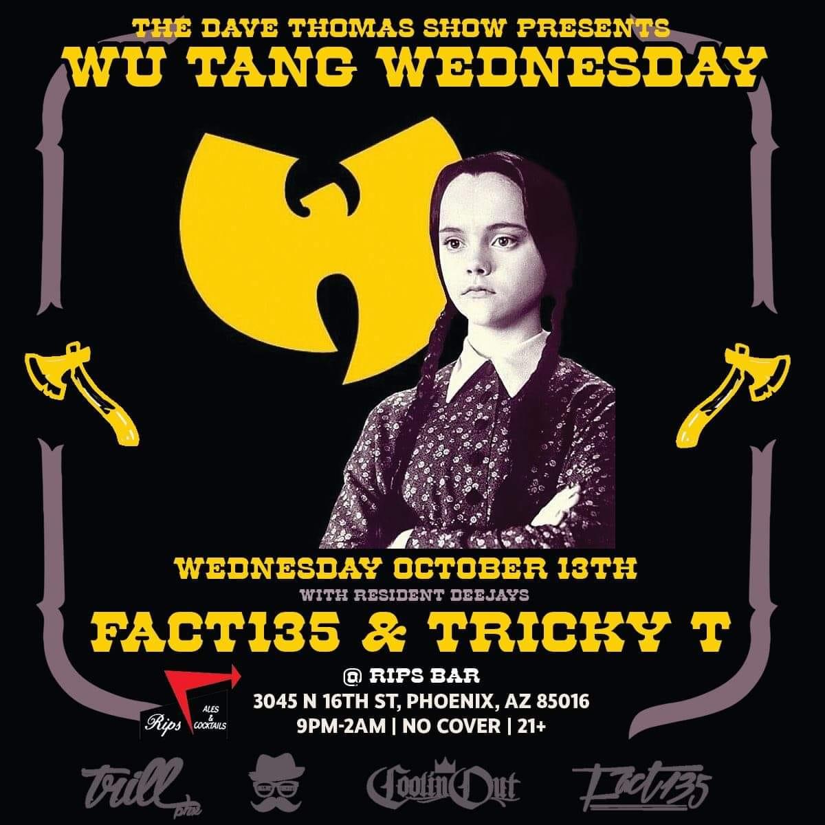 Wu-Tang Wednesday